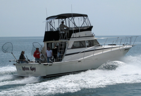 The Albatross, our Viking 40' Sedan Fisherman, has recently been upgraded ...